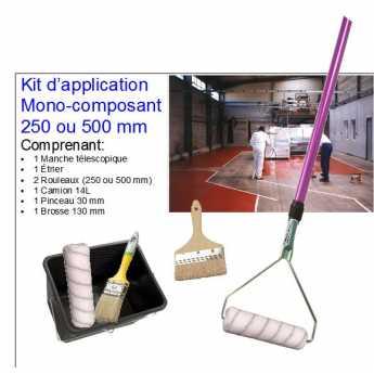 KIT D'APPLICATION MONOCOMPOSANT 250 mm