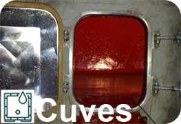 Protection des cuves Deproma-viti